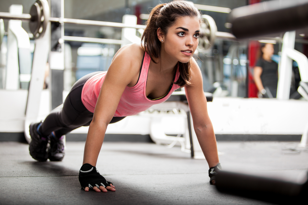 Muscle Women Team