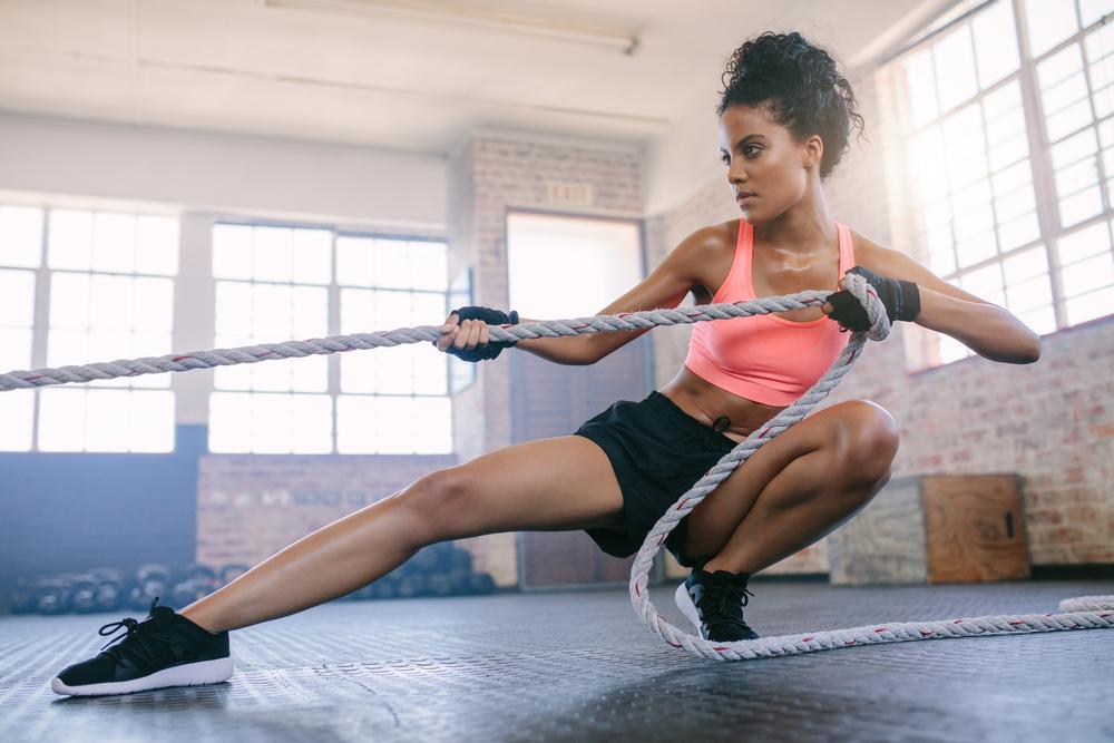 Women Muscles - Team